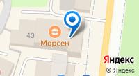 Компания Баня №8 на карте