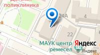 Компания Вологдаархпроект на карте