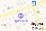 Схема проезда до компании ГАТТО в Аксае