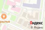 Схема проезда до компании Бьюти в Вологде