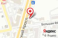 Схема проезда до компании Отделение почтовой связи №1 в Ярославле
