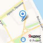 Реалсорб на карте Ярославля
