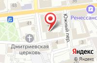 Схема проезда до компании JoyeShop в Ярославле