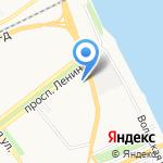 Сигнал-системы безопасности на карте Ярославля