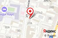 Схема проезда до компании ЯрКасса в Ярославле