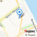 Voice на карте Ярославля