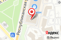 Схема проезда до компании Portal в Ярославле