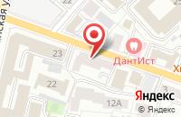 Схема проезда до компании Эрмитаж в Ярославле
