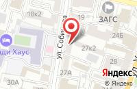 Схема проезда до компании Ореон в Ярославле