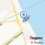 Энерготехника на карте Ярославля