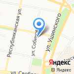 Доктор на карте Ярославля