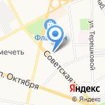 Союз Застройщиков на карте Ярославля