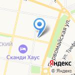 Адама недвижимость на карте Ярославля