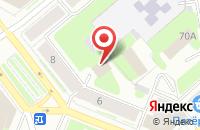 Схема проезда до компании Нотариус Прохорова М.В. в Вологде