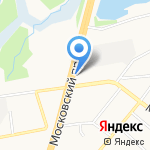 ЗАГС Ярославского района на карте Ярославля
