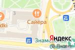 Схема проезда до компании Росгосстрах, ПАО в Ярославле