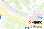 Схема проезда до компании Home Hotel в Вологде