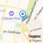 MiniMax на карте Ярославля