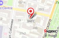 Схема проезда до компании Garag.ru в Подольске