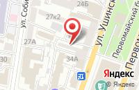 Схема проезда до компании Бомонд в Ярославле