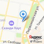 Королевское путешествие на карте Ярославля