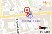 Схема проезда до компании Dimm party в Ярославле