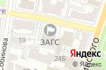 Схема проезда до компании Яроблстройзаказчик в Ярославле