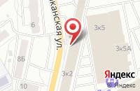 Схема проезда до компании DNS в Ярославле