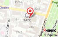 Схема проезда до компании Затея в Ярославле