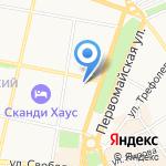 Надежные тормозные системы на карте Ярославля