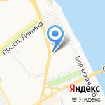 АвтоМагистраль+ на карте Ярославля