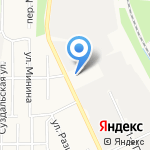 DevizeAuto на карте Ярославля