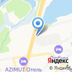 Экспресс офис на карте Ярославля