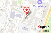 Схема проезда до компании Группа Редстар в Ярославле