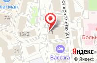 Схема проезда до компании УФНС в Ярославле