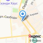 Brow Bar EZHEVIKA на карте Ярославля