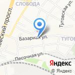 ГрандСтрой на карте Ярославля