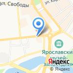 Экскурсионный Центр на карте Ярославля