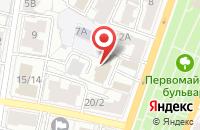 Схема проезда до компании Отдел военного комиссариата Ярославской области по Кировскому в Ярославле