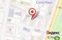 Схема проезда до компании Софт-Сервис в Ярославле