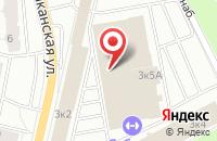 Схема проезда до компании Выход в Ярославле