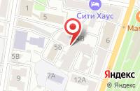 Схема проезда до компании Прагматик в Ярославле