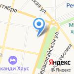 Прагматик на карте Ярославля