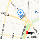 Plaza на карте Ярославля