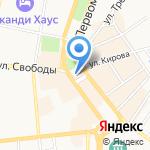 Чин Фэн на карте Ярославля