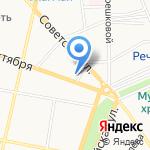 Ювелирная мастерская на карте Ярославля