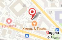 Схема проезда до компании Экстрим в Ярославле