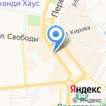 Информационно-Расчетный Центр на карте Ярославля