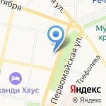 Академия Праздника на карте Ярославля