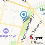 ЯкутИнвестСтрой на карте Ярославля
